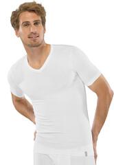 Schiesser 95-5 T-Shirt Wit