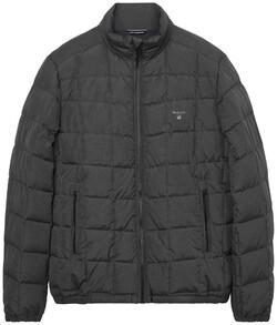 Gant The Lightweight Cloud Jacket Houtskool Grijs