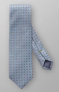 Eton Fantasy Dots Silk Tie Light Blue
