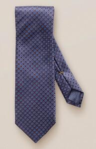 Eton Fantasy Multi Dots Tie Orange-Blue