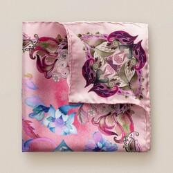 Eton Floral Fantasy Pochet Paars