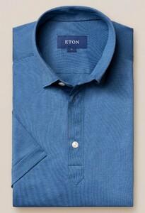 Eton Polo Jersey Polo Avond Blauw