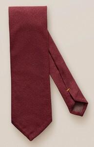 Eton Uni Wool Tie Crimson Red