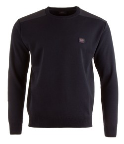 Paul & Shark The Original Yachting Roundneck Navy