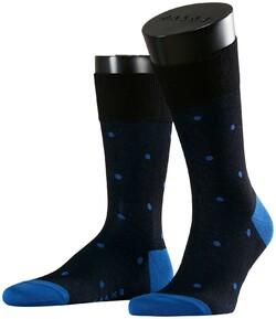 Falke Dotted Socks Blauw-Blauw