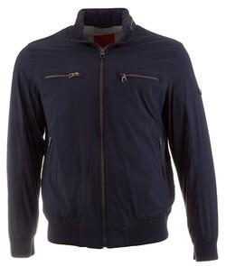 Pierre Cardin Extra Thin Stretch Jacket Blauw