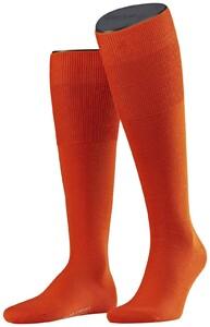 Falke Airport Kniekousen Knee-Highs Fine Orange