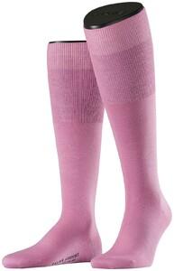 Falke Airport Kniekousen Knee-Highs Soft Pink