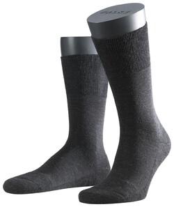 Falke Airport Plus Socks Sokken Antraciet