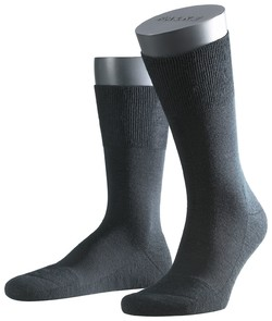 Falke Airport Plus Socks Sokken Zwart
