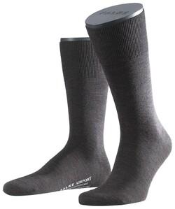 Falke Airport Sok Socks Dark Brown Melange