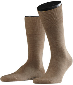 Falke Airport Sok Socks Dark Khaki