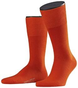 Falke Airport Sok Socks Fine Orange