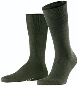 Falke Airport Sok Socks Green Leaf