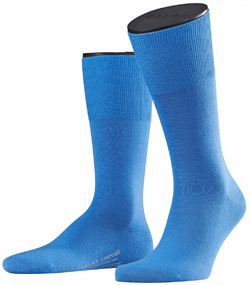 Falke Airport Sok Socks Linen Blue