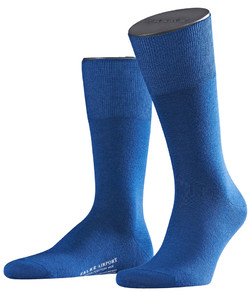 Falke Airport Sok Socks Mid Blue