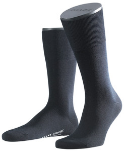 Falke Airport Sok Socks Navy