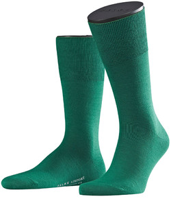 Falke Airport Sok Sokken Groen