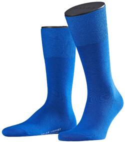 Falke Airport Sok Sokken Licht Blauw