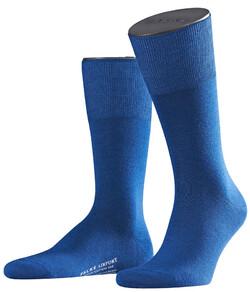 Falke Airport Sok Sokken Midden Blauw