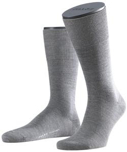 Falke Airport Sok Sokken Midden Grijs