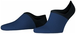 Falke Blind Block Blend Sokken Dark Navy