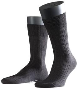 Falke Bristol Pure Socks Socks Anthracite Grey