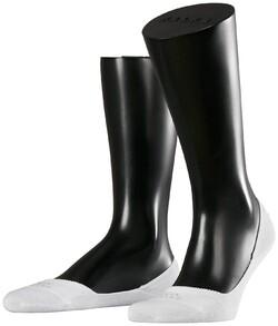 Falke Cool 24/7 Invisible Sokken Wit