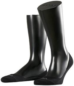 Falke Cool 24/7 Invisible Sokken Zwart