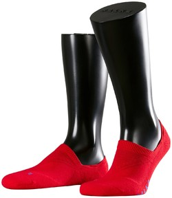 Falke Cool Kick Invisible Socks Fire Red