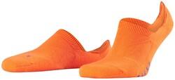Falke Cool Kick Invisible Sokken Flash Orange