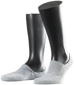 Falke Cool Kick Invisible Sokken Licht Grijs