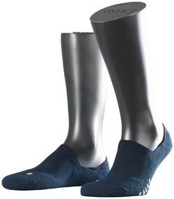 Falke Cool Kick Invisible Sokken Marine