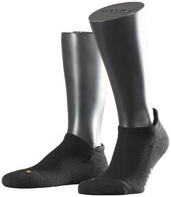 Falke Cool Kick Sneaker Socks Sokken Zwart