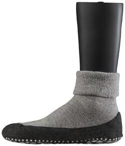 Falke Cosyshoe Socks Sokken Licht Grijs