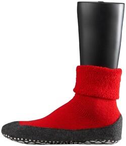 Falke Cosyshoe Socks Sokken Vuurrood