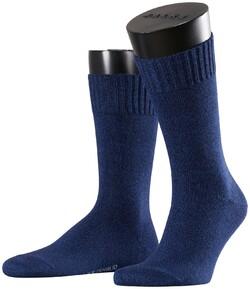 Falke Denim ID Socks Sokken Midnight Navy