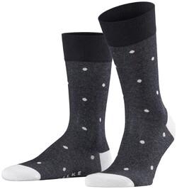 Falke Dotted Socks Sokken Sailor Black