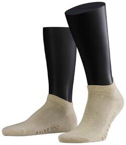 Falke Family Sneaker Socks Sokken Licht Zand Melange