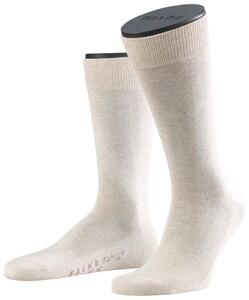 Falke Family Socks Sokken Licht Zand Melange