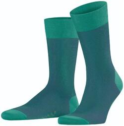 Falke Fine Shadow Sok Sokken Emerald