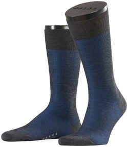 Falke Fine Shadow Wool Socks Grey Shadow