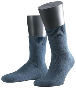 Falke Homepads Socks Sokken Rainy Blue