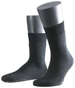 Falke Homepads Socks Sokken Zwart