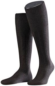 Falke Knee-High Knee-Highs Black