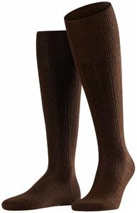 Falke Knee-High Knee-Highs Brown