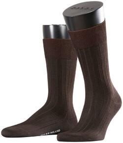 Falke Milano Socks Sokken Bruin