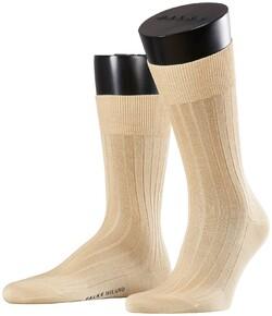 Falke Milano Socks Sokken Zand