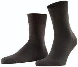 Falke Modern Airport Socks Brown