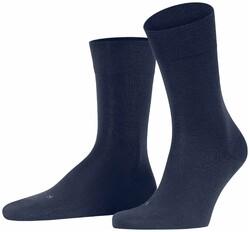 Falke Natural Fibermix Sokken Diep Blauw